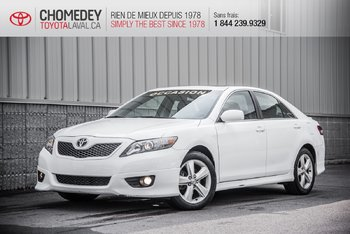 Toyota Camry SE AUTOMATIQUE TOIT CLIMATISEUR 2011