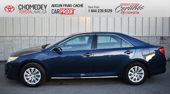 2014 Toyota Camry LE, ** SEULEMENT 53 357 KM **