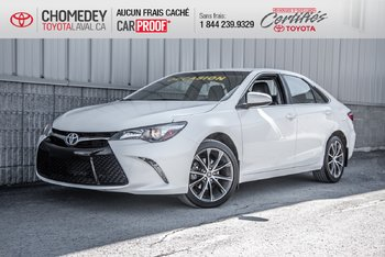 Toyota Camry XSE EN PARFAITE CONDITION 2015