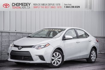 2014 Toyota Corolla LE AUTOMATIQUE FULL AIR