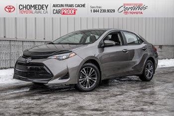 Toyota Corolla LE SIÈGES CHAUFFANT 2019