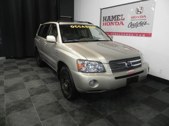 2006 Toyota Highlander Limited Hybride 4X4