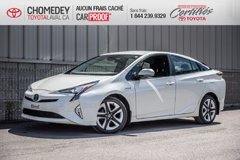 Toyota Prius TECHNOLOGIE, CUIR, GPS, TOIT OUVRANT 2016