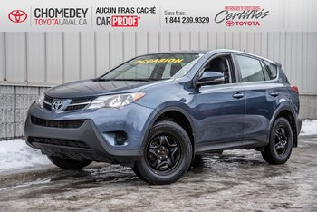 2014 Toyota RAV4 LE FWD AUTOMATIQUE FULL