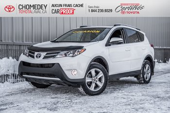 2015 Toyota RAV4 XLE AWD AUTOMATIQUE FULL