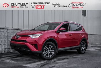 Toyota RAV4 LE AWD MAGS AUTOMATIQUE FULL 2017