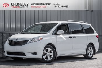 Toyota Sienna CE 7 PASSAGERS AUTOMATIQUE V6 FULL 2017