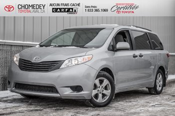 2017 Toyota Sienna 7 PASSAGERS AUTOMATIQUE MAGS FULL
