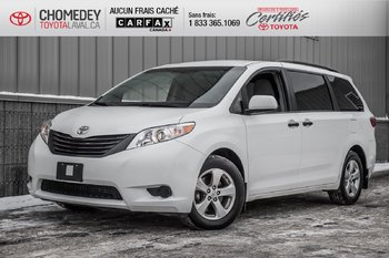 Toyota Sienna V6 7 PASSAGERS MAGS AUTOMATIQUE 2017