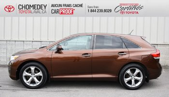Toyota Venza XLE, AWD, CUIR, GPS, TOIT OUVRANT 2010