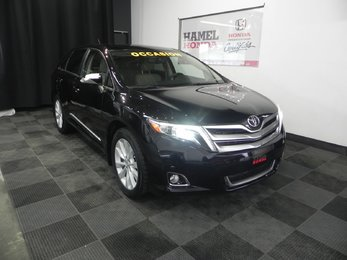 Toyota Venza LIMITED AWD 2015