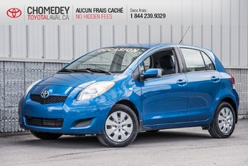 Toyota Yaris HATCHBACK 4 PORTE AUTOMATIQUE 2009