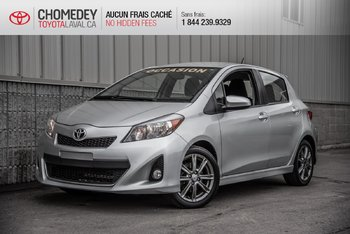 Toyota Yaris SE 4 PORTES HATCHBACK AUTOMATIQUE FULL 2014