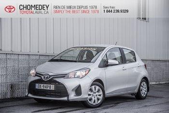 Toyota Yaris 4 PORTES HATCHBACK 2015