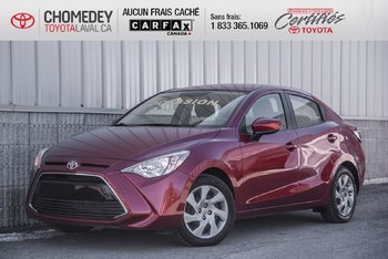 Toyota Yaris Sedan 2016