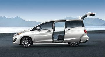 2016 Mazda5: The Minivan Alternative