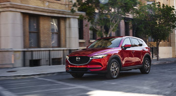 2017 Mazda CX-5 Makes Its Canadian Debut in Toronto