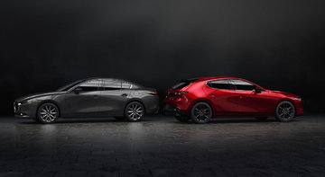 The 2019 Mazda3 Looks Spectacular