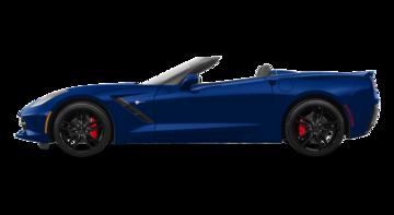 Corvette Convertible Stingray