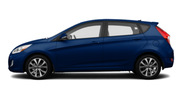 Hyundai Accent 5 Doors