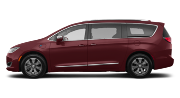 Chrysler Pacifica hybride