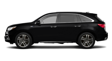 Acura MDX Sport hybride