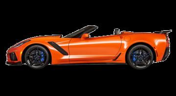 Corvette ZR1 Cabriolet