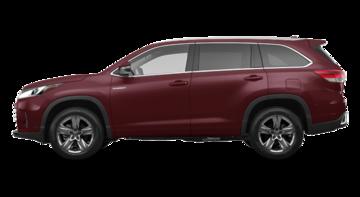 Toyota Highlander Hybride