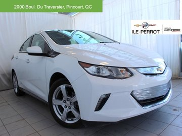 Chevrolet Ile Perrot >> Certified Vehicles Chevrolet Volt For Sale In Pincourt Ile