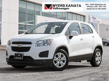 Inventory of Used vehicles Chevrolet Trax for Sale in Kanata | Myers