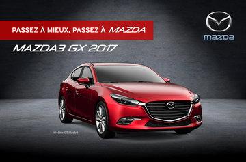 2017 MAZDA3 SPORT GX
