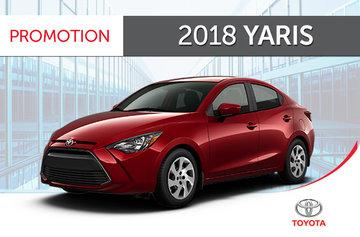 2018<br>Yaris Sedan