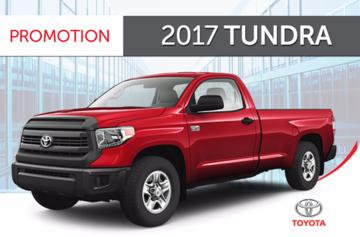 2017 Tundra Double Cab 4.6L
