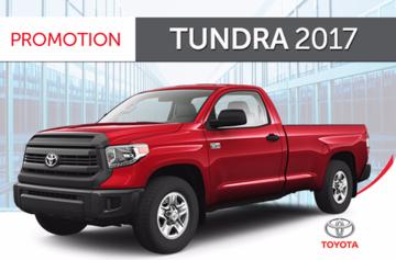 4X4 Tundra Cab Reg Long 5.7L 2017