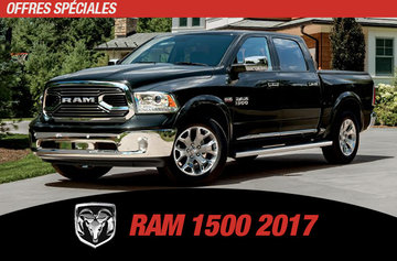 Ram 1500 SXT cabine d'équipe 4x4 2017