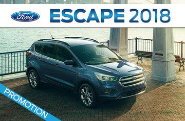 Escape 2018