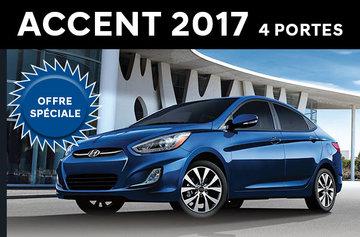 Accent 4 Portes 2017 SE Auto