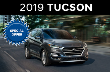 2019 Tucson Essential FWD