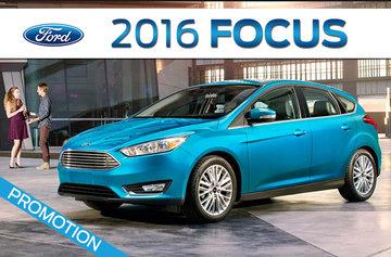 2016 Focus
