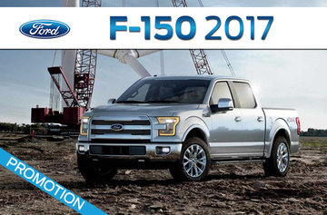 Ford- F-150 2017
