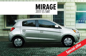 2017 Mirage