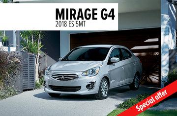 2018 Mirage G4 ES