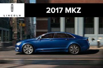 Lincoln 2017 MKZ or MKZ HYBRID