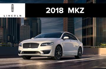 Lincoln 2018 MKZ