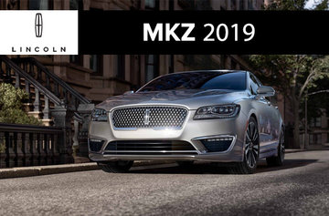 Lincoln MKZ Ultra 2019