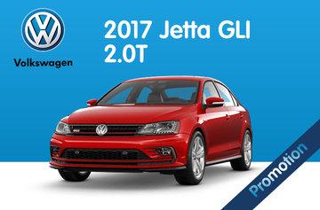 2017 Jetta GLI 2.0T