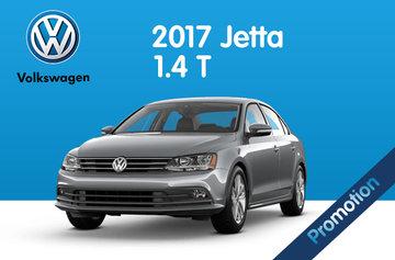 2017 Jetta 1.4T