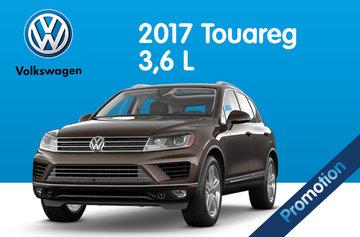 2017 Touareg 3.6L