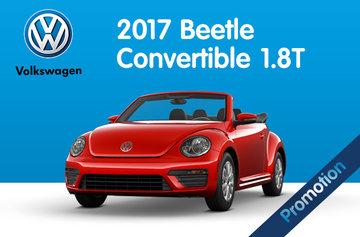 2017 Beetle Convertible 1.8T