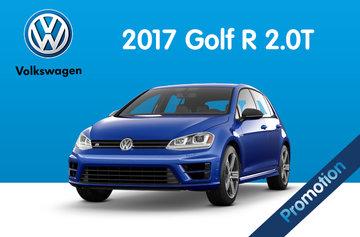 2017 Golf R 2.0T